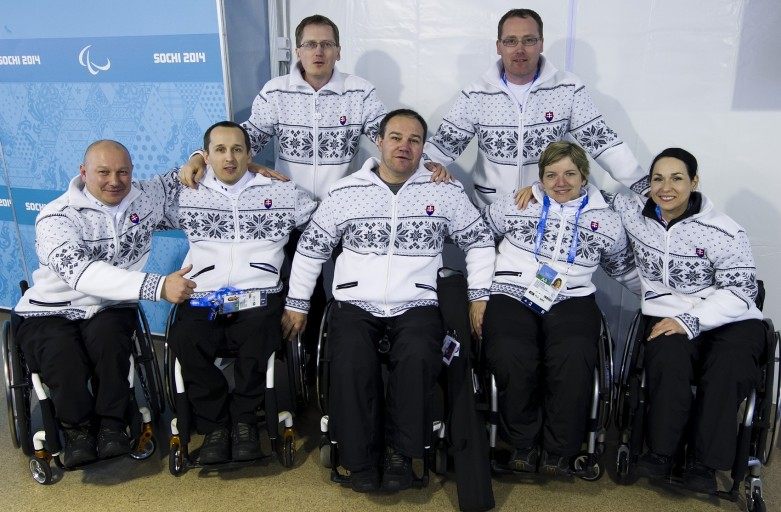 Sochi paralympic 2014