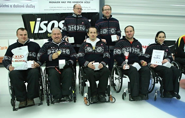 Curling Czech Open 2015