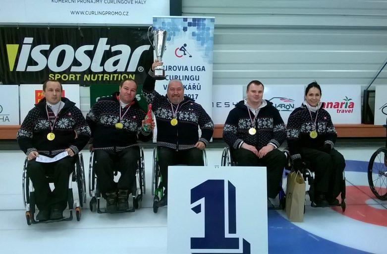 Slovenskí curleri opäť víťazmi medzinárodnej ligy