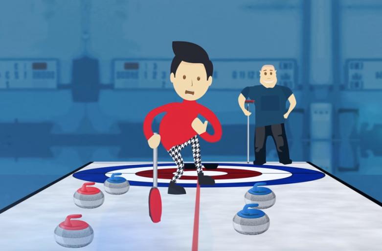 Krátky sprievodca curlingom.(video)
