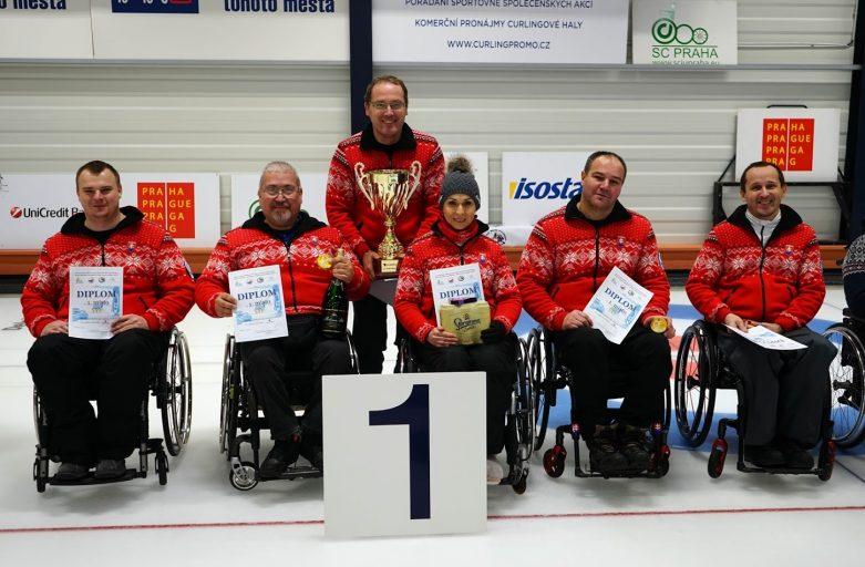 Slovenskí curleri víťazmi medzinárodnej ligy